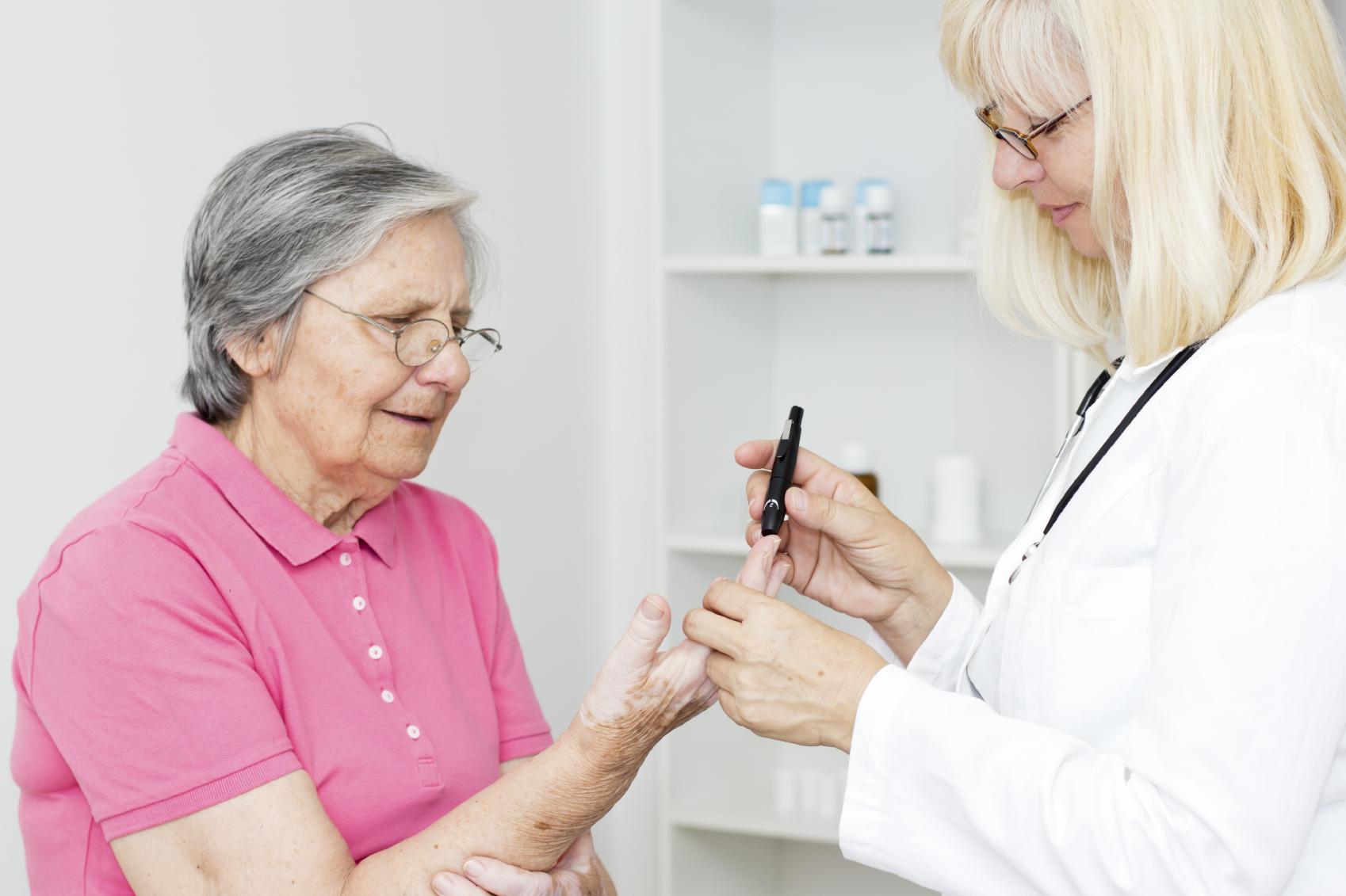 Không tái khám là sai lầm người tiểu đường mắc phải dẫn tới hậu quả nghiêm trọng