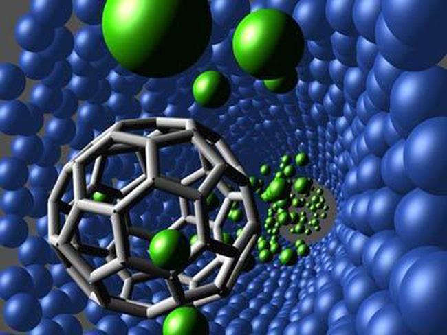 Công nghệ nano tạo ra các hạt kích thước vô cùng nhỏ