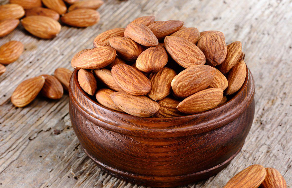 Hạt hạnh nhân là một trong 5 loại hạt tốt nhất cho người tiểu đường