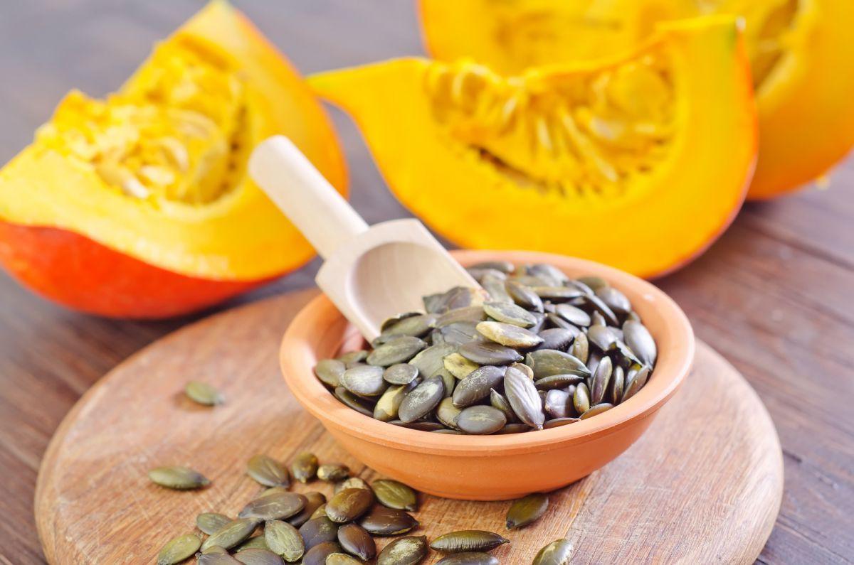 Hạt bí tốt cho người bệnh tiểu đường