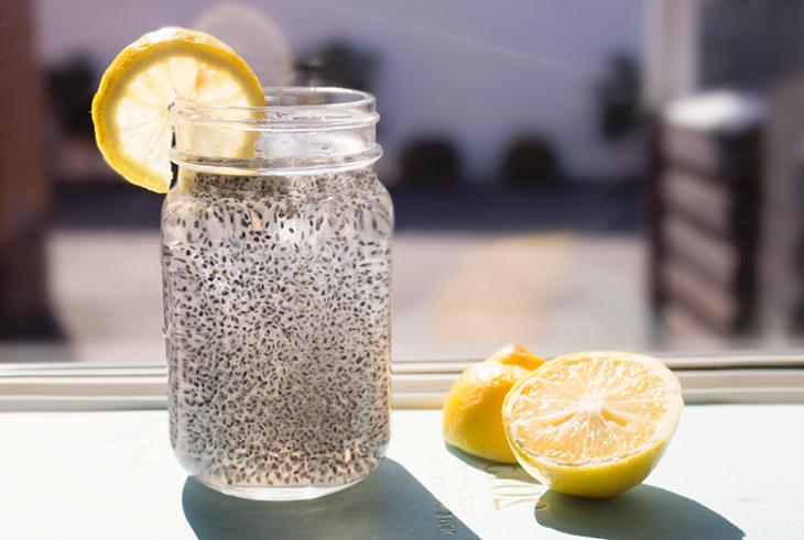 Hạt chia: Thực phẩm giúp kiểm soát bệnh tiểu đường tốt.