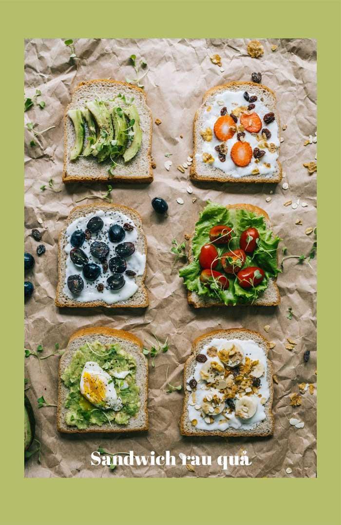 Bữa sáng (trước 7 giờ sáng) 1