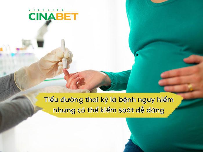 Khi điều trị tiểu đường thai kỳ nên thận trọng, tham khảo ý kiến bác sĩ