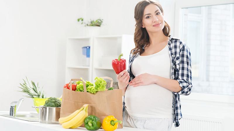 Những lưu ý về dinh dưỡng cho bà bầu bị tiểu đường 3