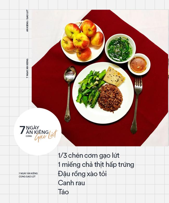 Tác dụng của gạo lứt với bệnh tiểu đường 3
