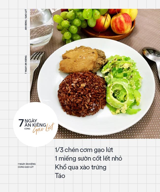 Tác dụng của gạo lứt với bệnh tiểu đường 4