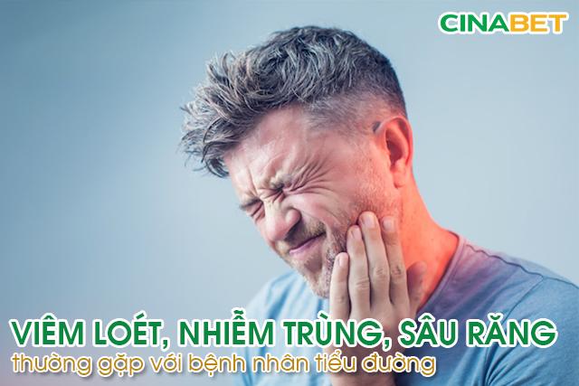 Người mắc Đái Tháo Đường thường gặp vấn đề về răng miệng