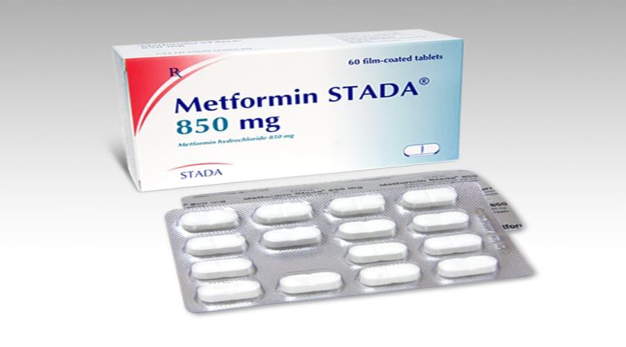 Metformin là thuốc uống chống tăng đường huyết thuộc nhóm biguanide