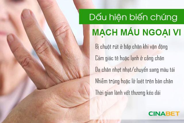phòng ngừa các biến chứng, biến chứng tiểu đường cấp, biến chứng tiểu đường, biến chứng tiểu đường mạn, cinabet, cinabet cho người tiểu đường, cinabet hỗ trợ tiểu đường, cinabet giảm mỡ máu, nano berberin, nano quế