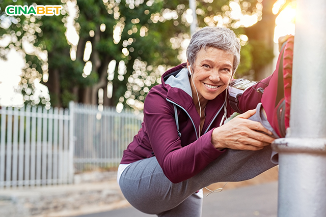 Để phòng chống nguy cơ thận, hãy tập thể dục đều đặn mỗi ngày 30-60 phút.