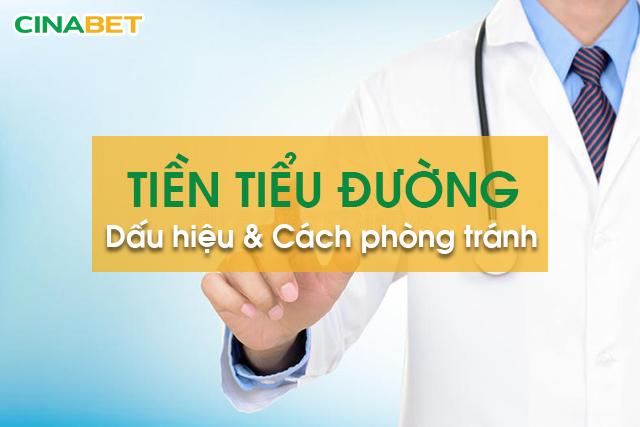 tiền tiểu đường, dấu hiệu tiền tiểu đường, tiểu đường, triệu chứng tiền tiểu đường, tiền đái tháo đường, chớm tiểu đường, chữa tiền tiểu đường, phòng tránh tiểu đường