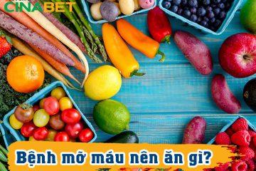 Bệnh mỡ máu cao nên ăn gì để tốt cho sức khỏe?
