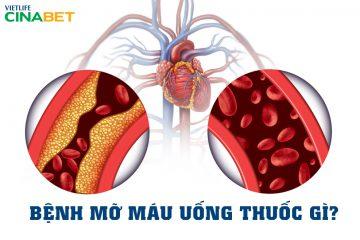 [Góc thắc mắc] Bệnh mỡ máu uống thuốc gì?