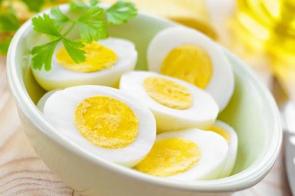 Trứng có nhiều chất dinh dưỡng tốt cho sức khỏe