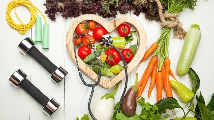 Tăng cường luyện tập và ăn rau xanh